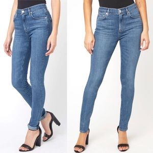 NWT Agolde Sophie High Rise Jeans